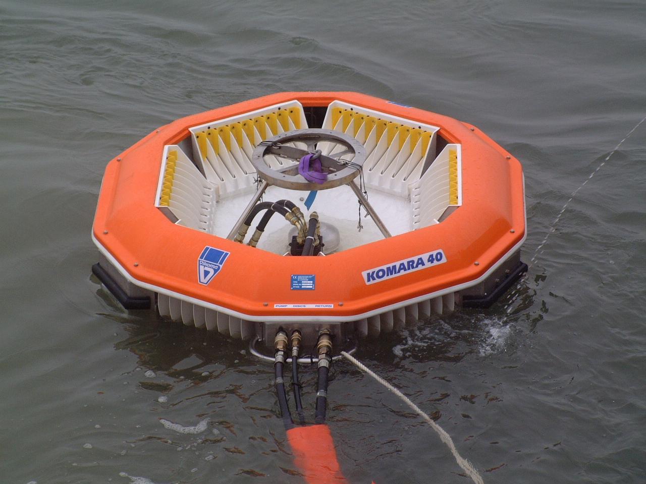 cool oil skimmer